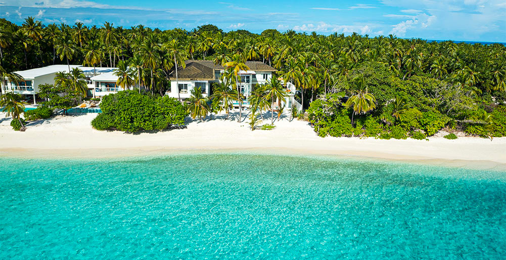 The Amilla Villa Estate - Absolute beachfront
